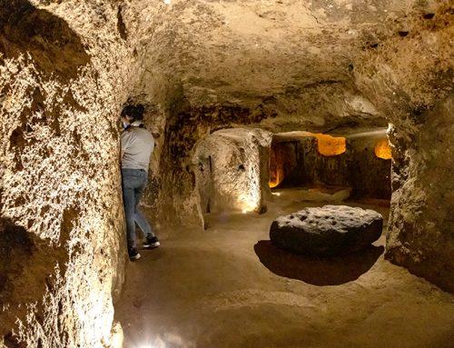 La Ciudad Subterranea de Kaymaklı